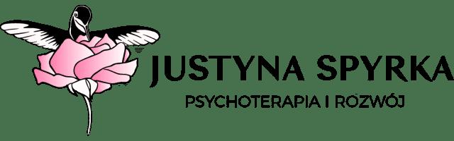 Logo-justyna-spyrka-psychoterapia-terapia-rozwoj-warszawa-terapia-online-emdr